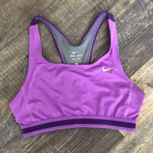 Small Nike Dri-Fit Sports Bra